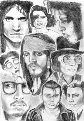 Johnny Depp par BengtIda